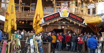 Kuhstall Apres-ski Ischgl