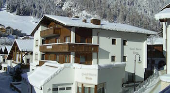 Pension Garni Binta - Ischgl pension